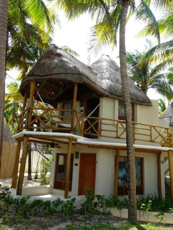 Mahekal Beach Resort: Ocean View Palapa 43