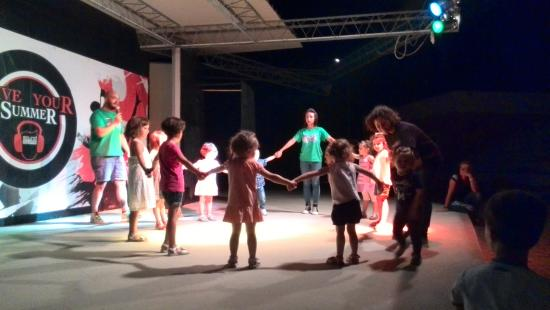 Chiusurelle Residence : Baby dance