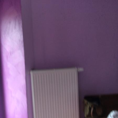 Pension Possehl: Strange colour scheme