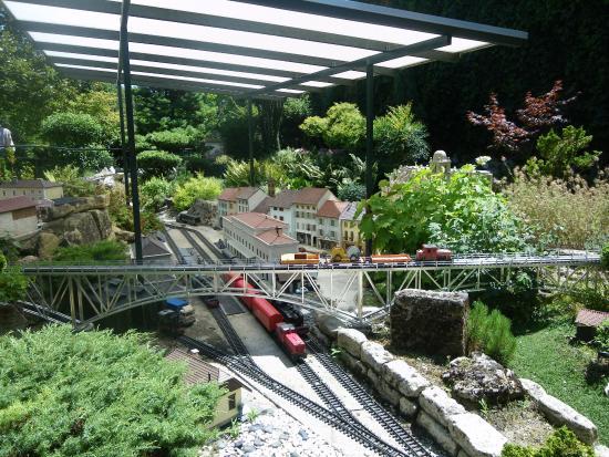 mus e ferroviaire de chatte picture of le jardin ferroviaire chatte tripadvisor