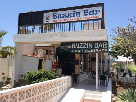 Buzzin bar, Callao salvaje, Tenerife