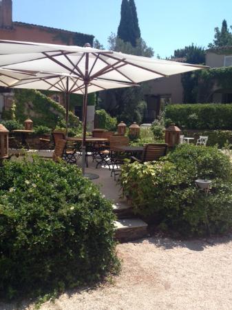 Hotel La Mandarine : в отеле