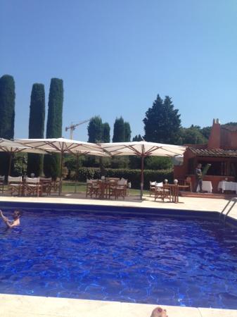 Hotel La Mandarine: Бассейн