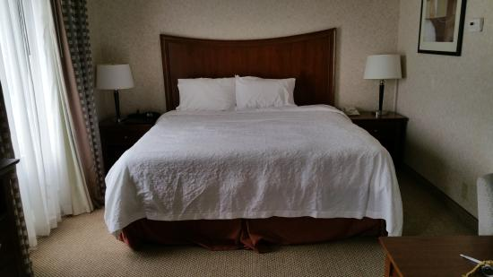 Hampton Inn & Suites Richmond/Virginia Center: Bedroom