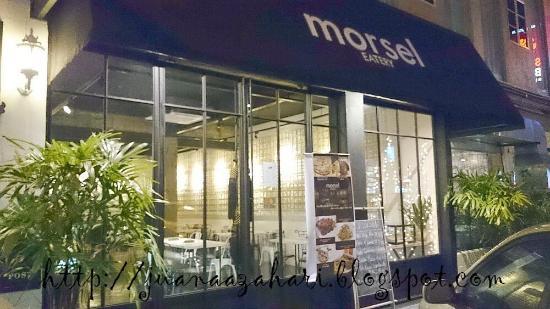 Morsel Eatery