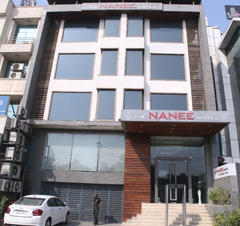 The Nanee Suites: FRONT VIEW