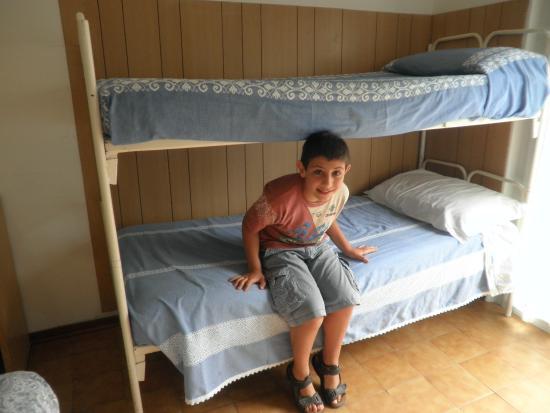 Hotel Fabiana: Stanza da letto