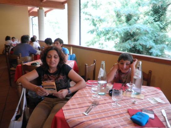 Hotel Fabiana: Ristorante dell'albergo