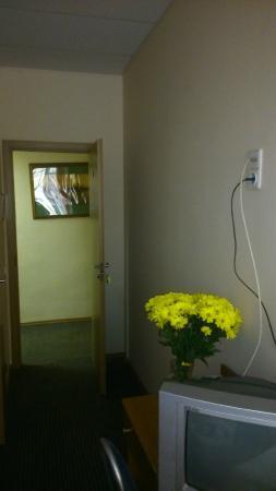 Rinaldi at Petropavlovskaya: Вид на номер со стороны окна.