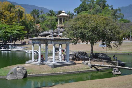Parque Municipal Quinta Da Boa Vista