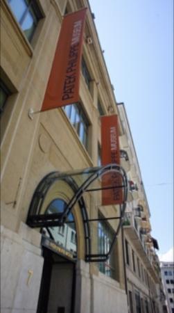 Musée Patek Philippe : fachada