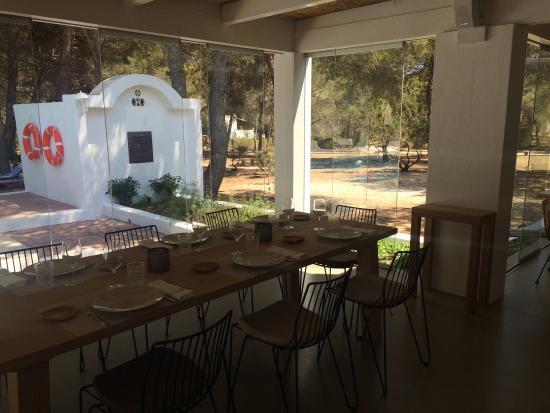 Cocina mediterranea picture of restaurante casbah for Hotel casbah formentera
