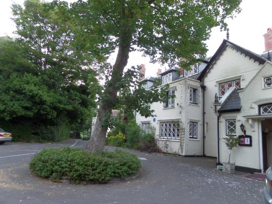 Alverbank Country House Hotel : front right