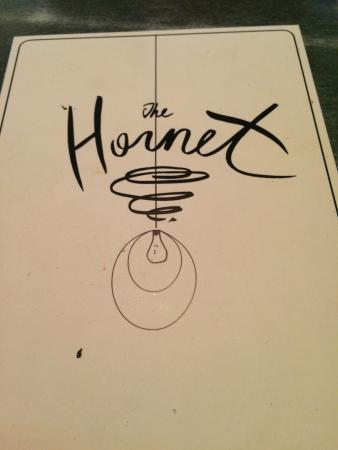 the hornet restaurant: This place is ridiculously great!!!