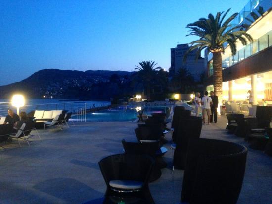 Gran Hotel Sol y Mar: Piscina