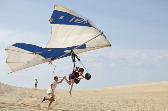 Kitty Hawk Kites Hang Gliding School