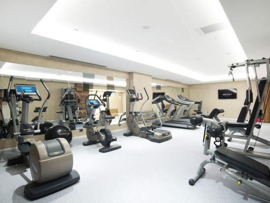 a644b2bb59d FITNESS - Picture of Mercure Tbilisi Old Town