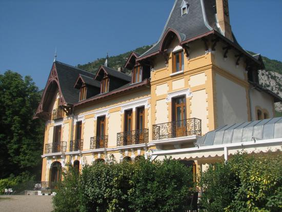 Le Manoir d'Agnes: het hotel