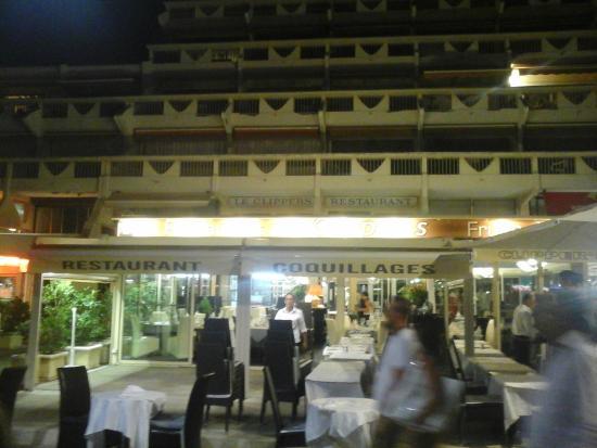 Restaurant Le Clipper  Ef Bf Bd La Grande Motte