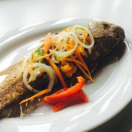 Escoveitch Fish