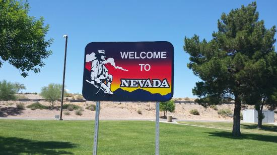‪Nevada Welcome Center‬