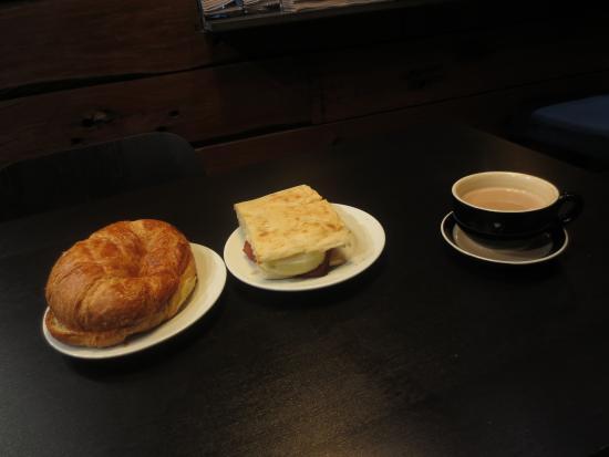 Park8 Hotel Sydney: 朝食には期待できません