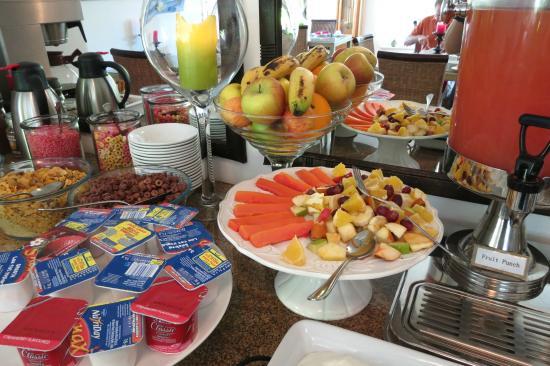 Guesthouse Terra Africa: lecker Frühstück