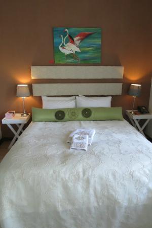 Guesthouse Terra Africa: Unser Zimmer
