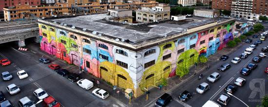 Rovescio - Street Art Tours