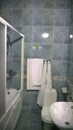 Hotel Vintage: ванная комната