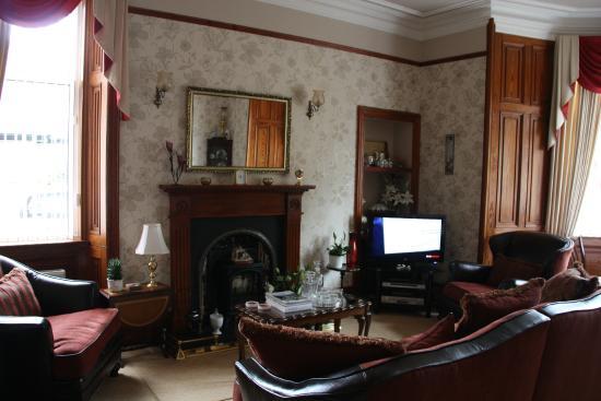 Glencoe : Salon