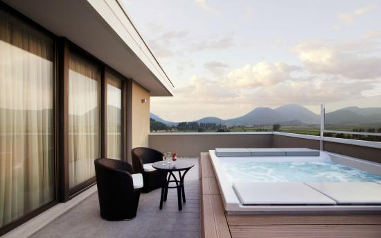 Galzignano Terme, อิตาลี: Rooms Majestic_Galzignano Thermae Golf & SPA Resort