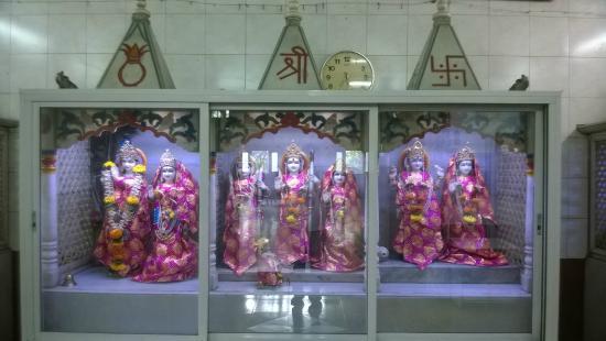 Bhakti Dham Mandir