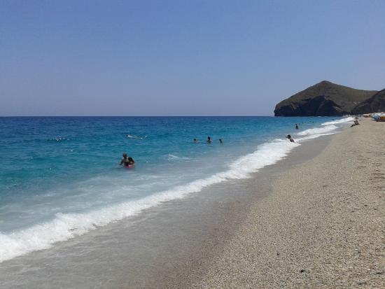 Carboneras, Spanien: Playa de los muertos