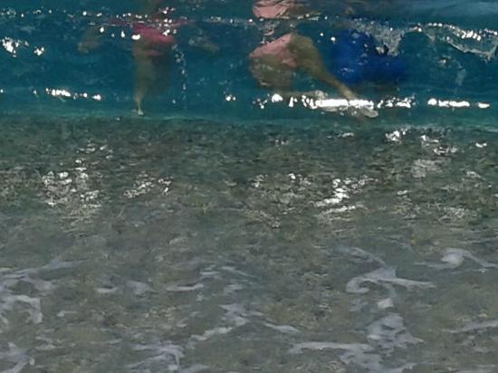 Carboneras, Spanien: Aguas cristalinas