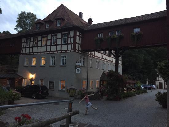 Burgbernheim 사진