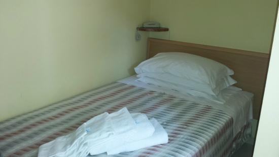 Hotel Valparaiso: camera errata