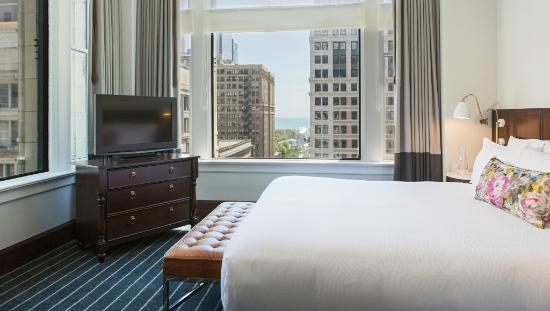 Photo of Hotel Burnham - A Kimpton Hotel Chicago
