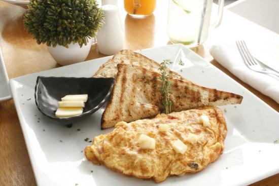 Citrus Restaurant: Omelette