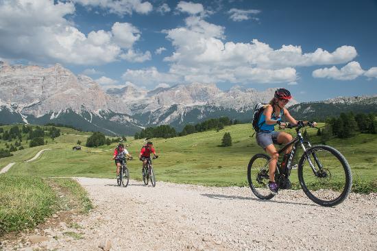 Excelsior Dolomites Life Resort: E-Bike Dolomiti