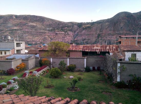 Posada Las Tres Marias: View from room
