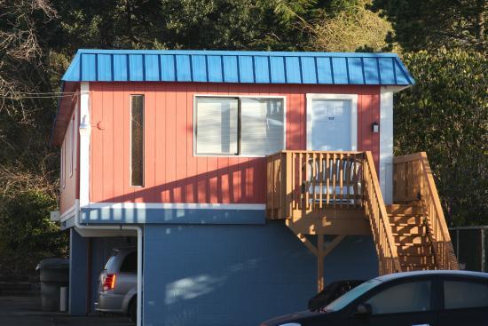 Ilwaco, WA: Exterior - Family Annex
