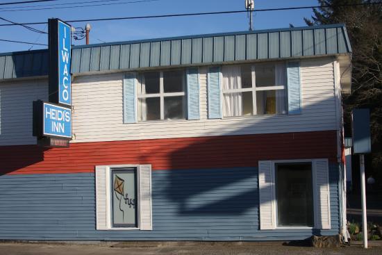 Ilwaco, WA: Exterior