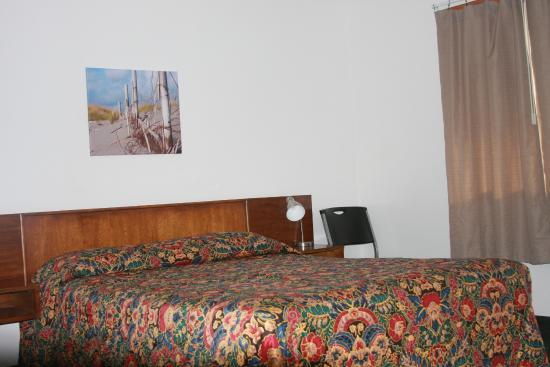 Ilwaco, WA: Single Queen Room