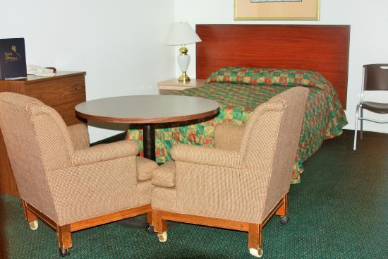 Ilwaco, WA: Family Room