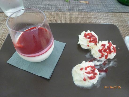 Le Brasero : Delicious Dessert