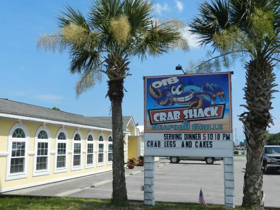 ‪‪Ocean Isle Beach‬, ‪North Carolina‬: OIB Crab Shack & Seafood Grill‬