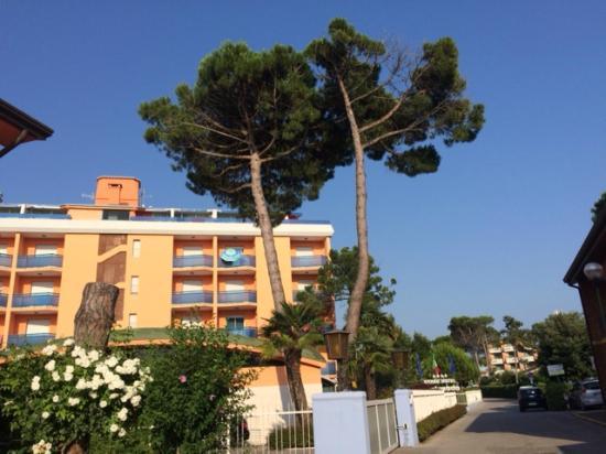 Hotel Hiki Bibione Pineda Italien