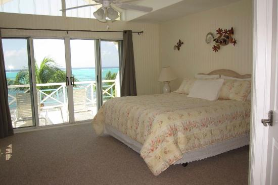 Conch Club Condominiums: Master Bedroom
