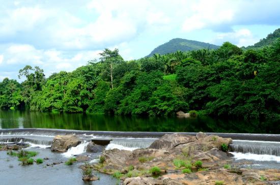 Thumboormuzhy Dam